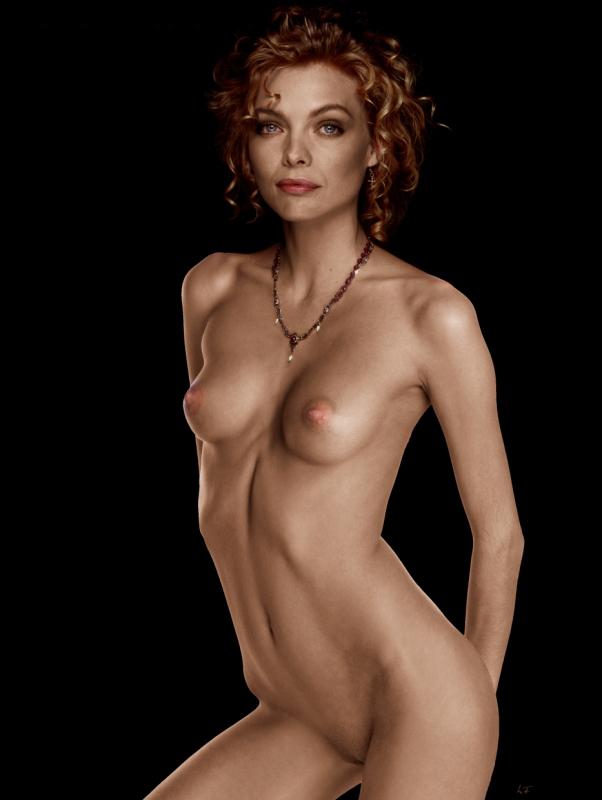 Michelle Pfeiffer Nackt. Fotografie - 53