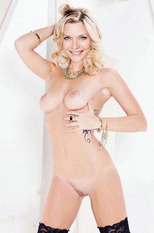 Michelle Pfeiffer Nackt. Fotografie - 56
