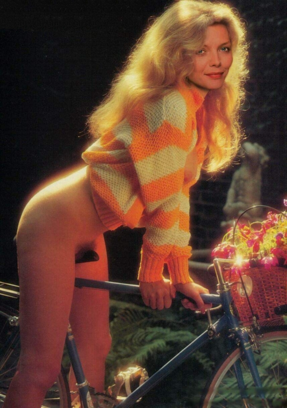 Michelle Pfeiffer Nackt. Fotografie - 64