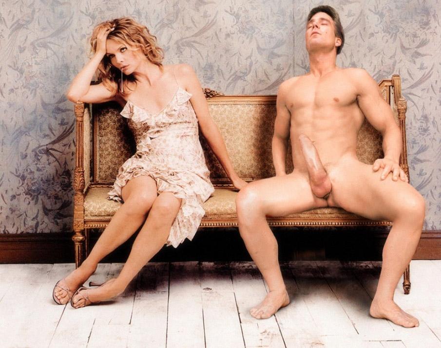 Michelle Pfeiffer Nackt. Fotografie - 68