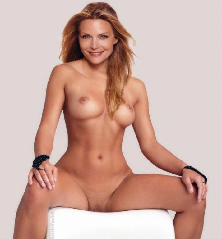 Michelle Pfeiffer Nackt. Fotografie - 69