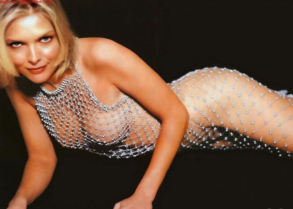 Michelle Pfeiffer Nackt. Fotografie - 8
