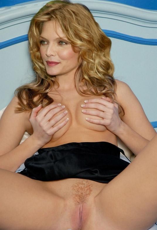 Michelle Pfeiffer Nackt. Fotografie - 80