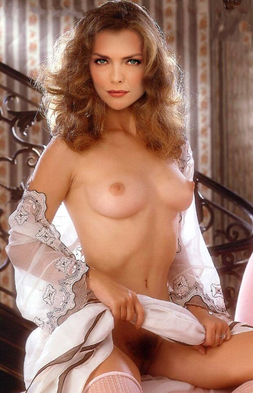 Michelle Pfeiffer Nackt. Fotografie - 92