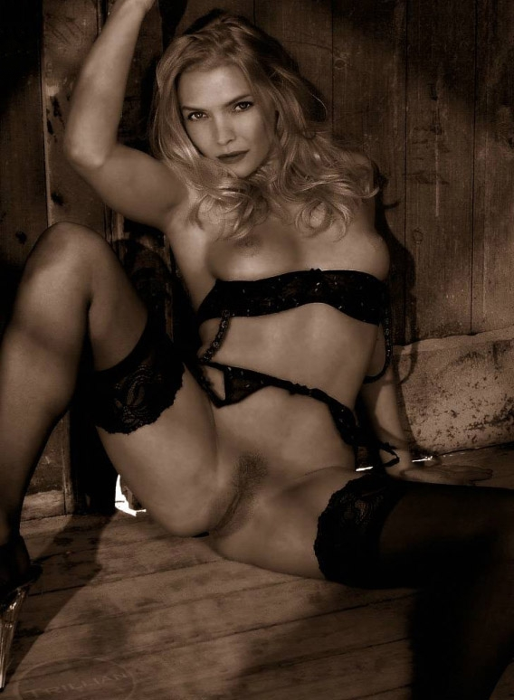 Michelle Pfeiffer Nackt. Fotografie - 97