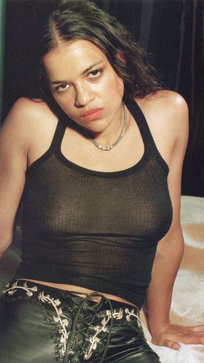 Michelle Rodriguez nude. Photo - 11