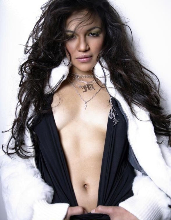 Michelle Rodriguez nude. Photo - 15