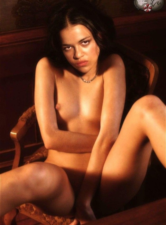 Michelle Rodriguez nude. Photo - 32