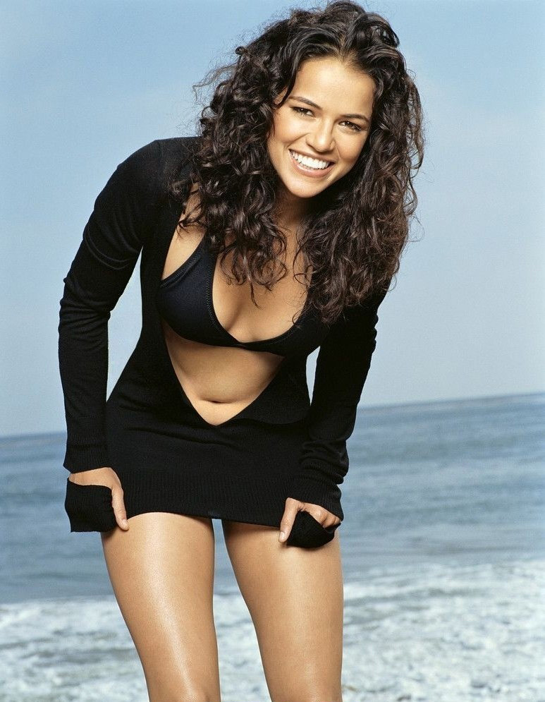 Michelle Rodriguez nude. Photo - 4