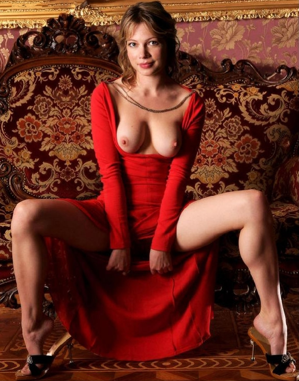 Мишель Уильямс голая. Фото - 13