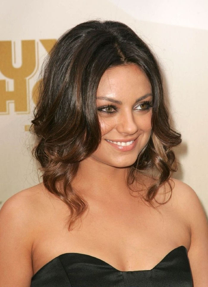 Mila Kunis nude. Photo - 23