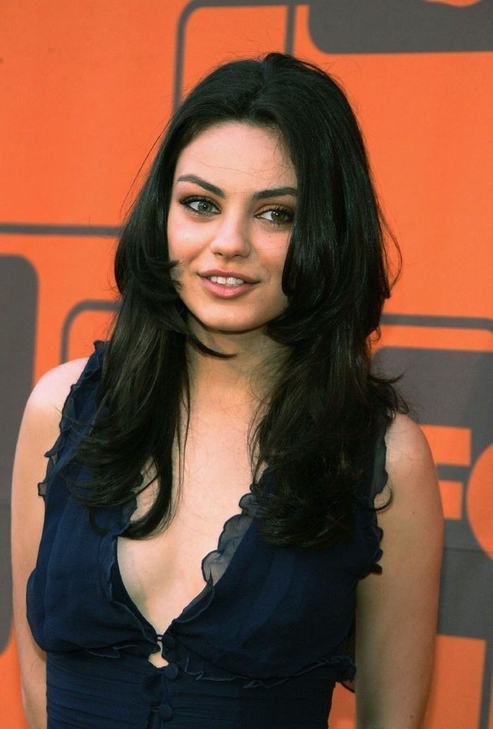Mila Kunis nude. Photo - 24