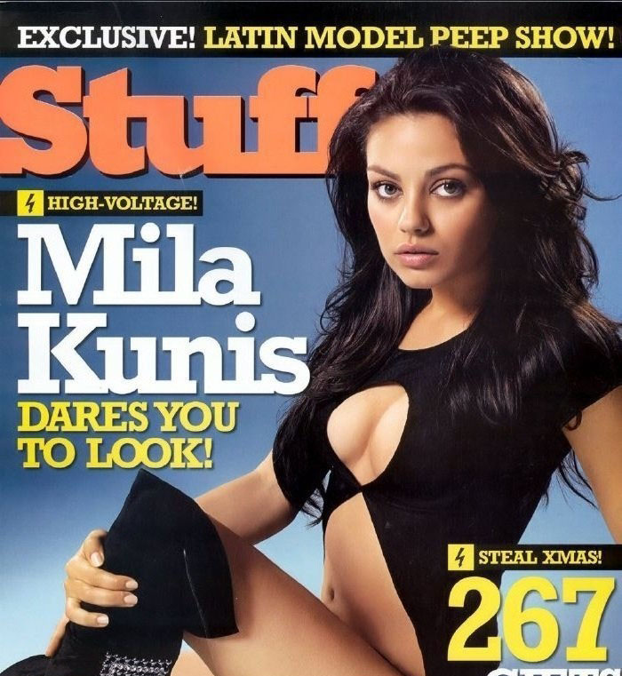 Mila Kunis nude. Photo - 31