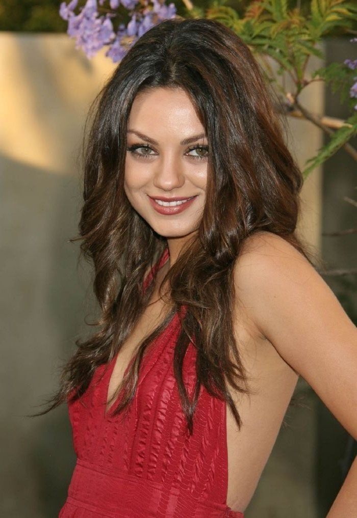 Mila Kunis nude. Photo - 42