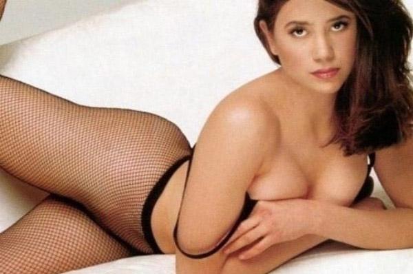 Мира Сорвино голая. Фото - 20