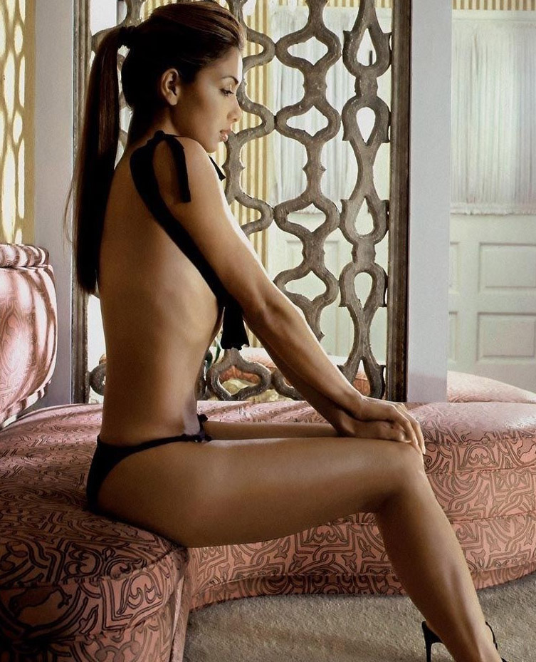 Николь Шерзингер голая. Фото - 5