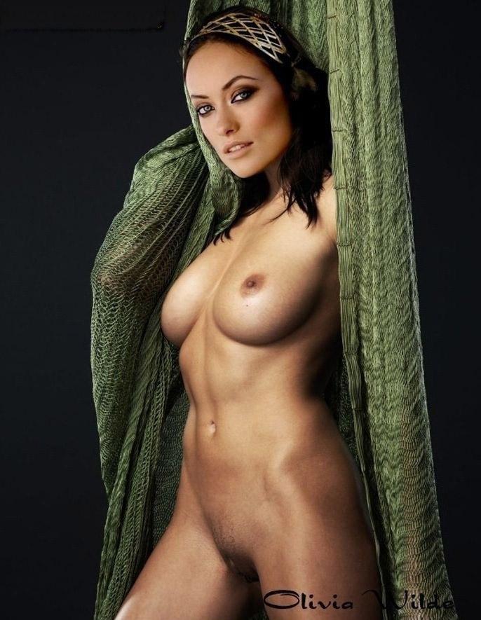 Оливия Уайлд голая. Фото - 26
