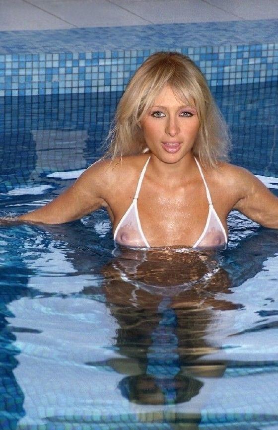Paris Hilton Nackt. Fotografie - 24