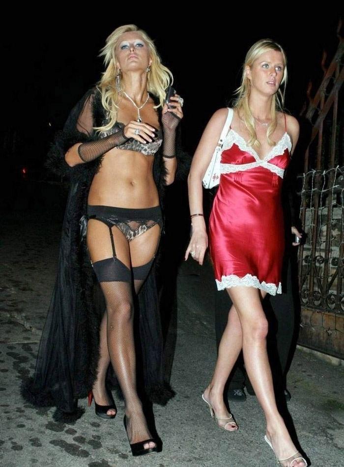 Paris Hilton Nackt. Fotografie - 4