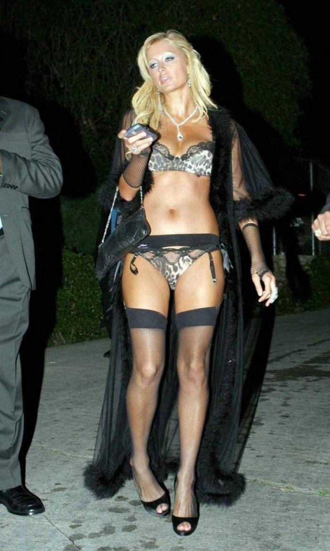 Paris Hilton Nackt. Fotografie - 5