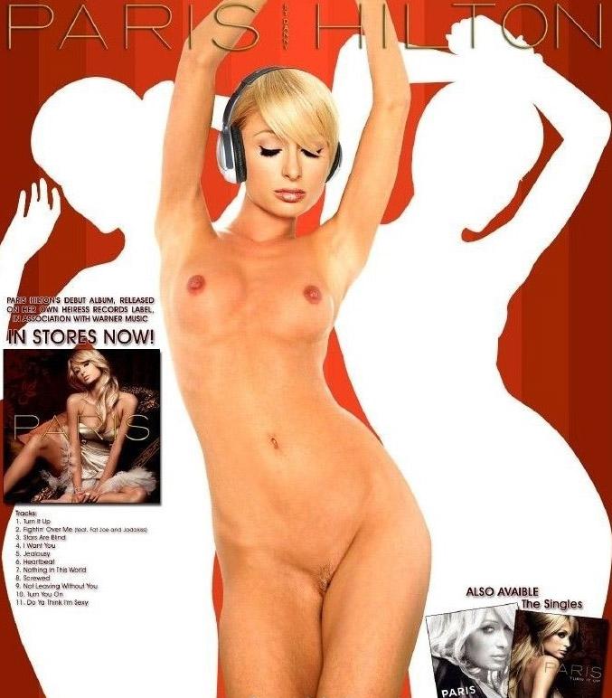 Paris Hilton Nackt. Fotografie - 78