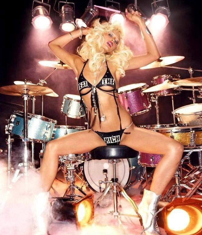 Paris Hilton Nackt. Fotografie - 8