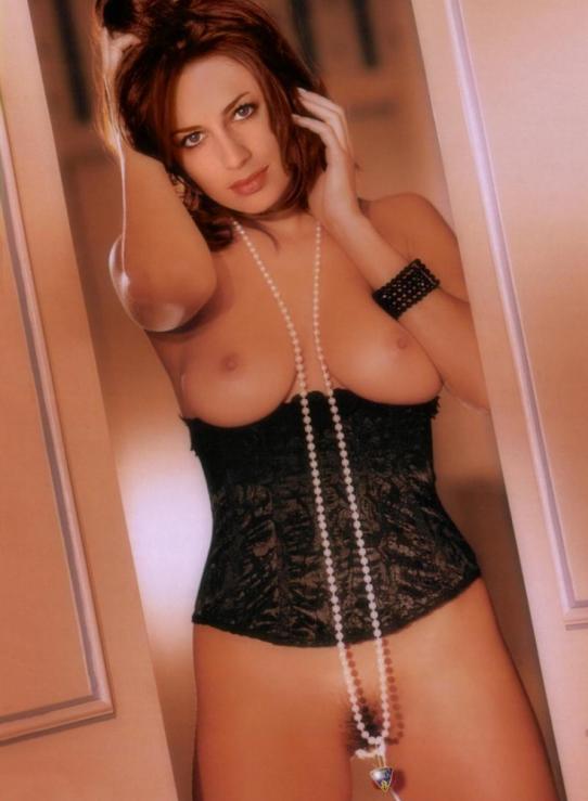 Пола Маршалл голая. Фото - 6