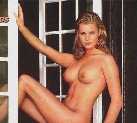 Has rebecca romijn ever been nude
