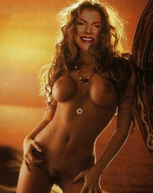 Рене Руссо голая. Фото - 13