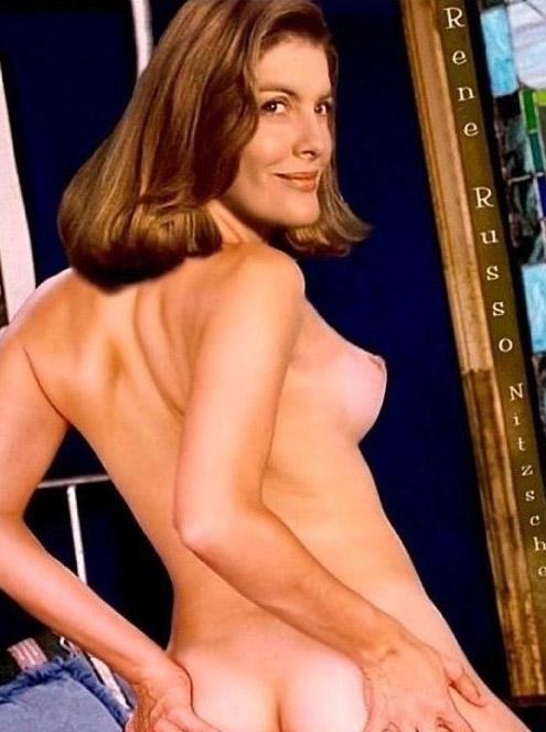 Рене Руссо голая. Фото - 21