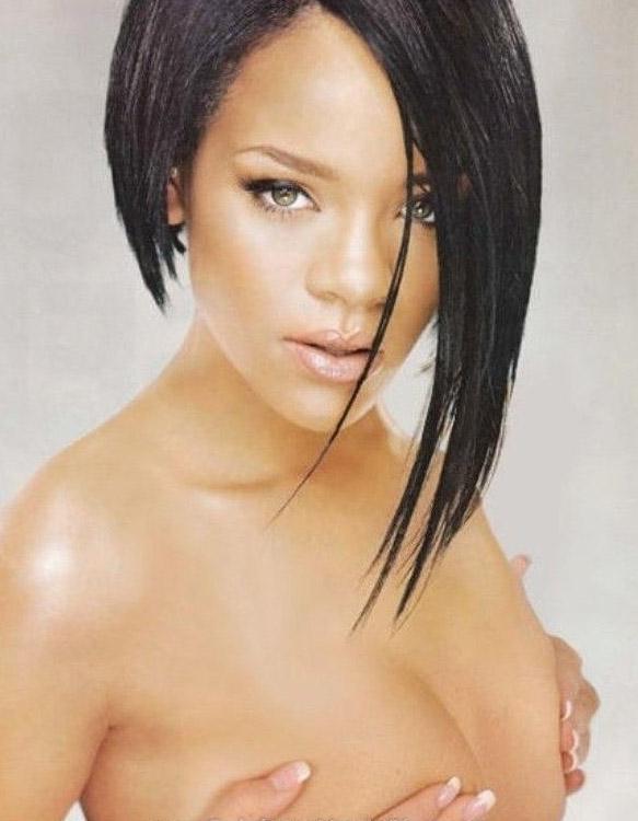 Rihanna Nackt. Fotografie - 10