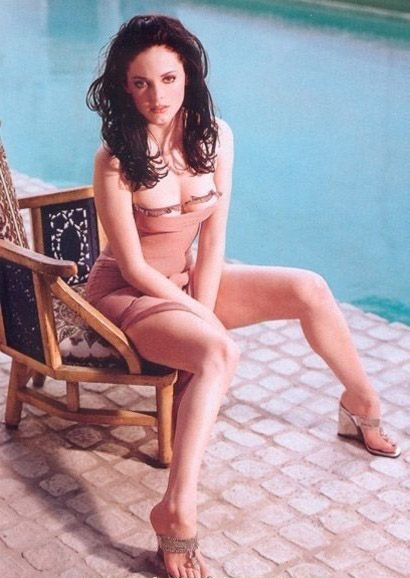 Роуз Макгоуэн голая. Фото - 36