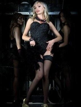 Сара Пэкстон голая. Фото - 5