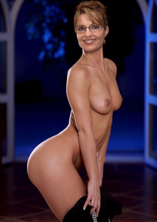 Сара Пэйлин голая. Фото - 11