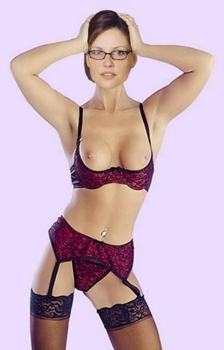 Сара Пэйлин голая. Фото - 14
