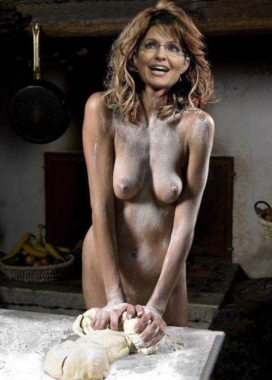 Сара Пэйлин голая. Фото - 17