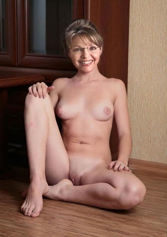 Сара Пэйлин голая. Фото - 18