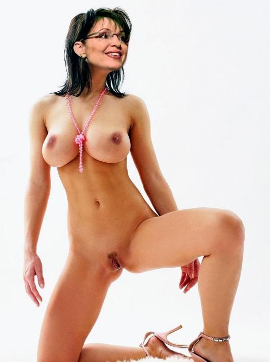 Сара Пэйлин голая. Фото - 22