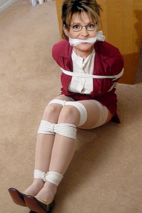 Сара Пэйлин голая. Фото - 5