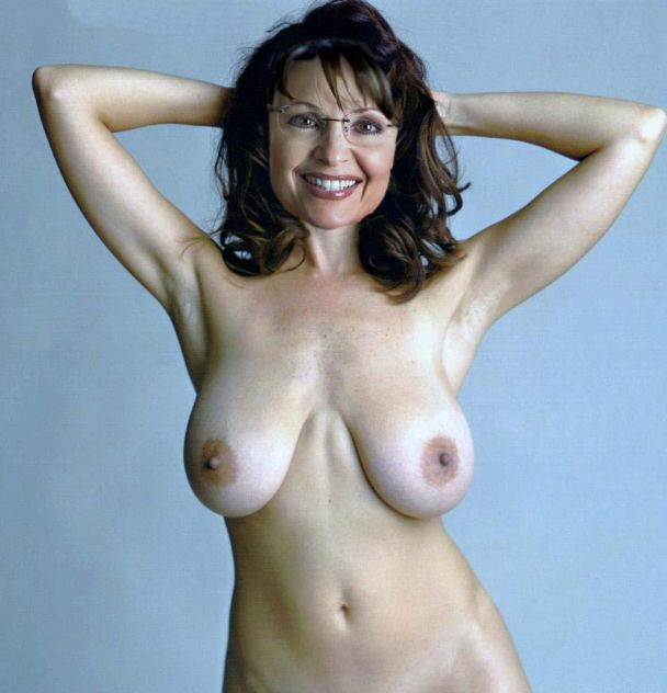 Сара Пэйлин голая. Фото - 8