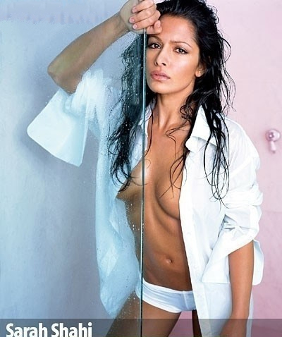 Сара Шахи голая. Фото - 16
