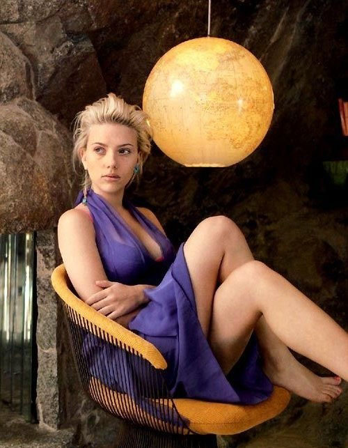 Scarlett Johansson Nackt. Fotografie - 12