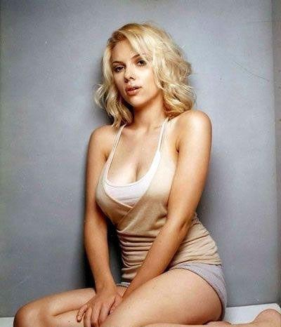 Scarlett Johansson Nackt. Fotografie - 16