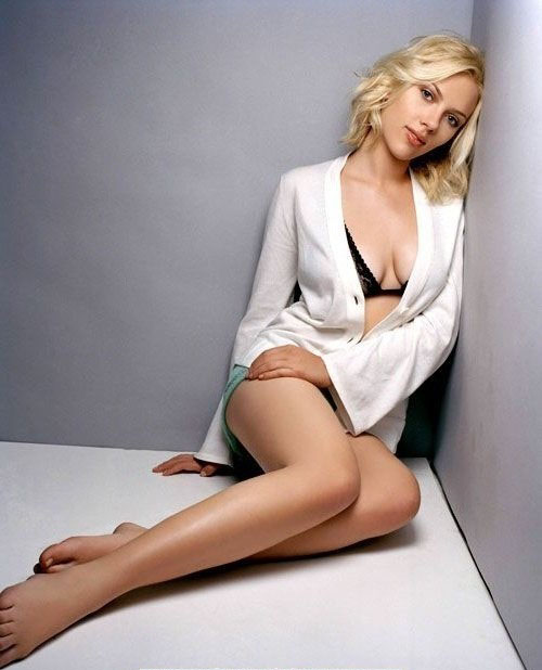 Scarlett Johansson Nackt. Fotografie - 17