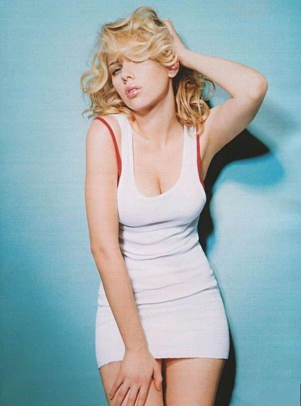 Scarlett Johansson Nackt. Fotografie - 18