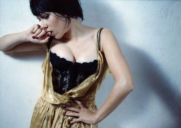 Scarlett Johansson Nackt. Fotografie - 19