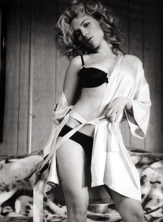 Scarlett Johansson Nackt. Fotografie - 20