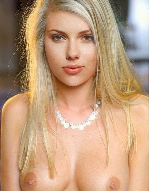 Scarlett Johansson Nackt. Fotografie - 26