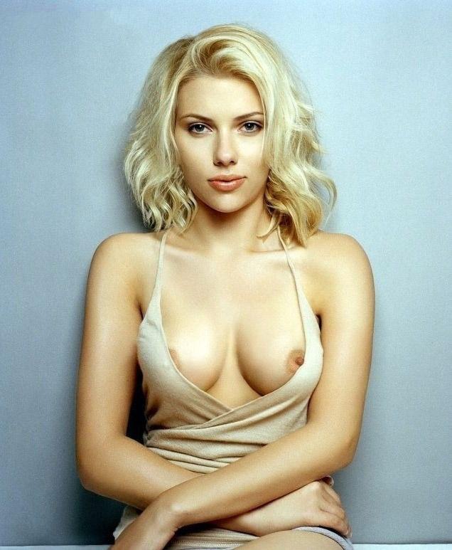 Scarlett Johansson Nackt. Fotografie - 28