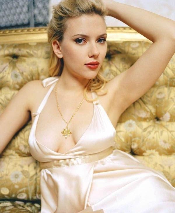 Scarlett Johansson Nackt. Fotografie - 4